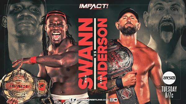 IMPACT! Karl Anderson vs Rich Swann