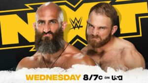 NXT Tommaso Ciampa Timothy Thatcher Fight Pit