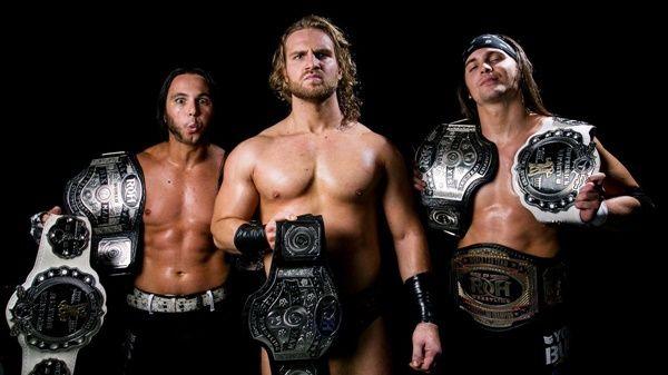 AEW Six-Man Tag Titles