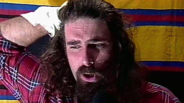 Cactus Jack Cane Dewey ECW
