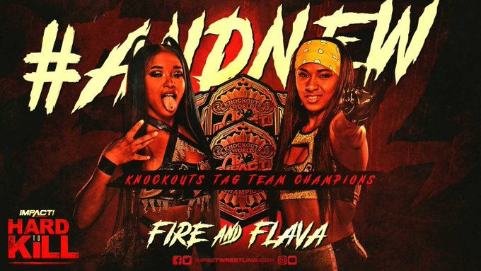 Fire and Flava Impact Knockouts