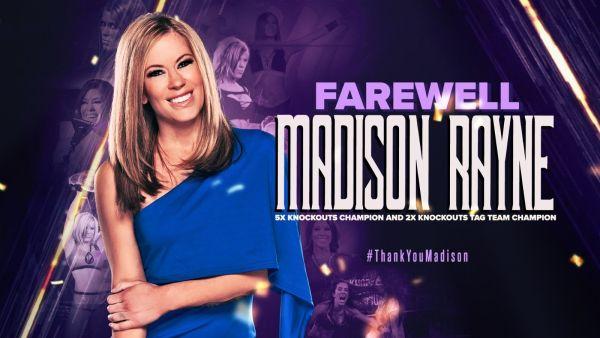 Madison Rayne IMPACT Wrestling