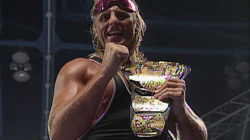 Owen Hart Royal Rumble