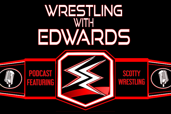 Wrestling with Edwards logo