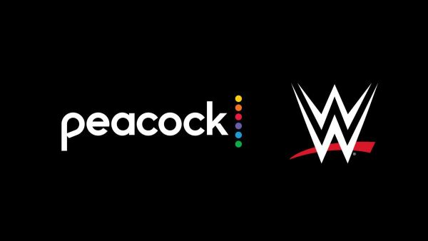 Peacock WWE Network