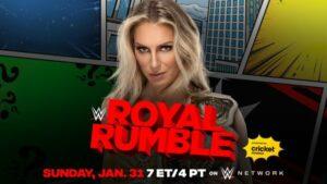 2021 Royal Rumble participants