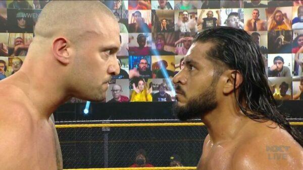 Karrion Kross Santos Escobar WWE NXT