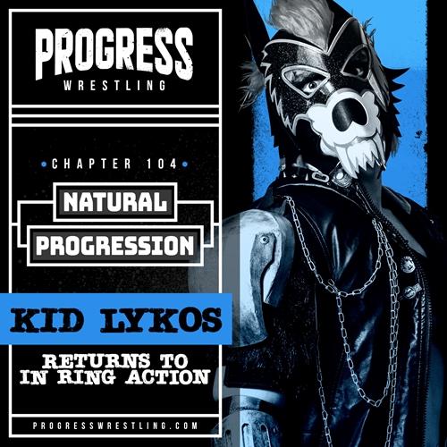 Kid Lykos Return