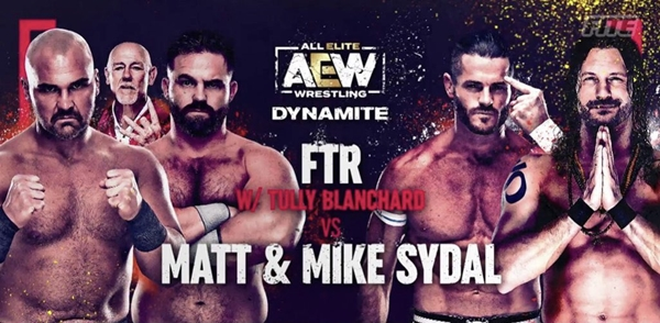 Mike Sydal AEW Debut
