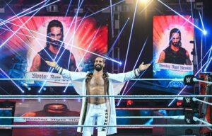 Seth Rollins SmackDown