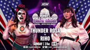 AEW Women's Tournament Bleacher Report Special
