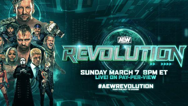 AEW Revolution 2021 Predictions