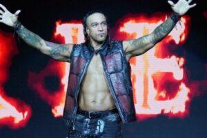 Damian Priest Monday Night RAW