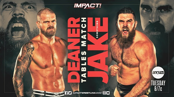 IMPACT Wrestling Card