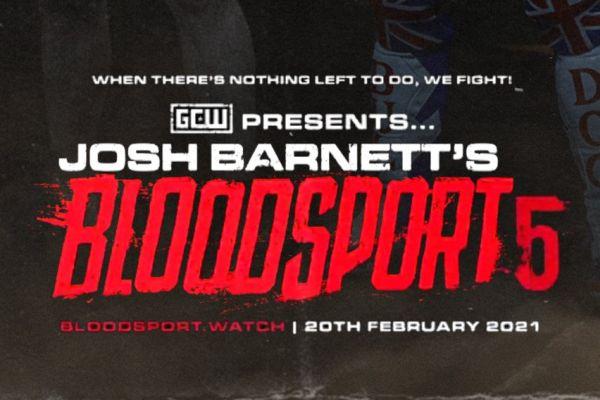 Josh Barnett Bloodsport 5 GCW
