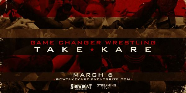 Watch GCW: Take Kare 3/6/21