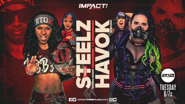 IMPACT Wrestling 2/2/21