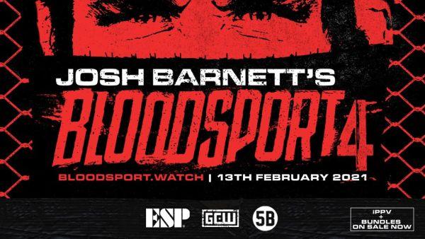 GCW Josh Barnett's Bloodsport 4