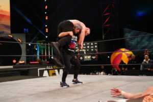 KENTA Jon Moxley AEW Dynamite