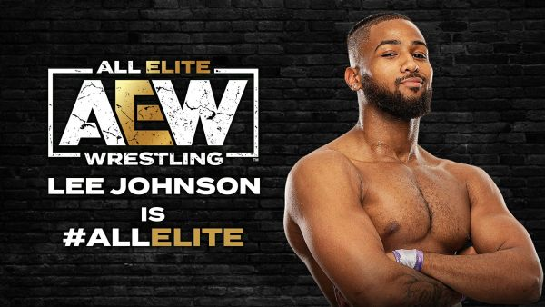 Lee Johnson All Elite AEW