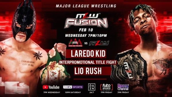 MLW FUSION 2/10/21