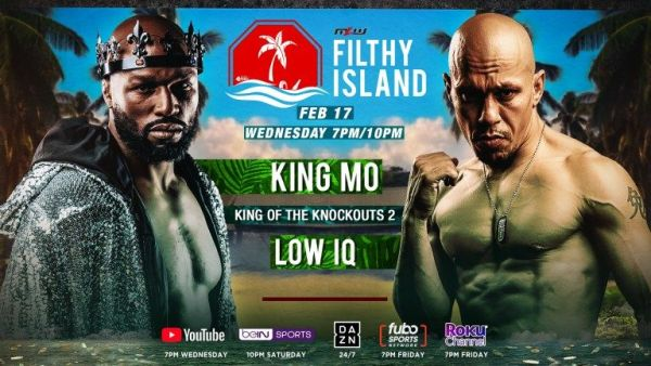 MLW FUSION 2/17/21
