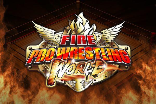 Wrestling Video Games Fire Pro Wrestling World