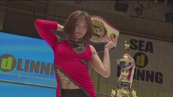 ASUKA/VENY Wins SEAdLINNNG Beyond The Sea Championship