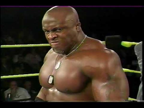 Bobby Lashley in OVW