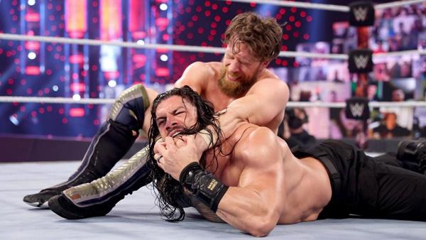 Daniel Bryan WWE Contract