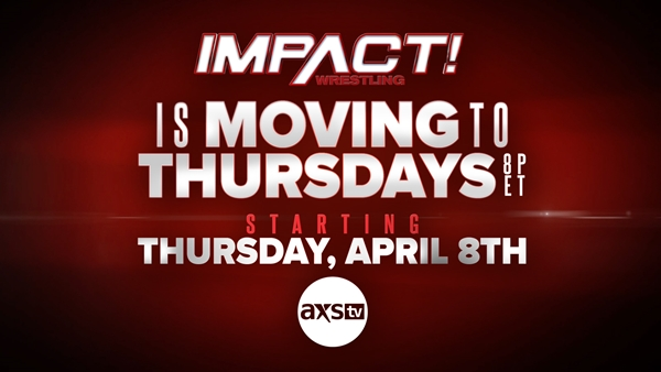 IMPACT Wrestling Moving