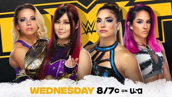 NXT Card Women's Tag Match