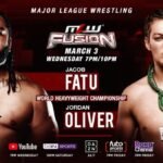 Jacob Fatu vs Jordan Oliver