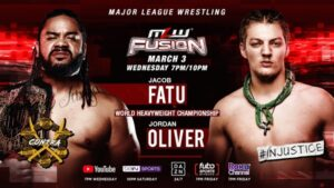 Jacob Fatu vs Jordan Oliver