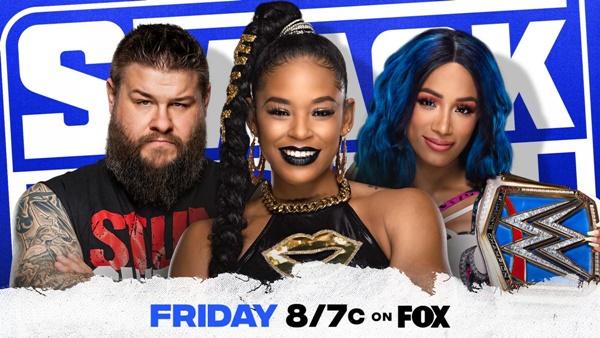 The KO Show With Guests Bianca Belair & Sasha Banks