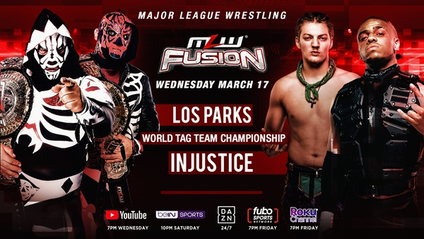 MLW FUSION CARD