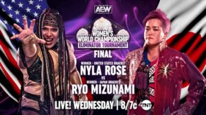 Ryo Mizunami vs Nyla Rose