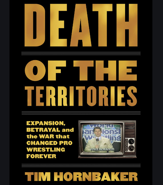 Death of the Territories book cover