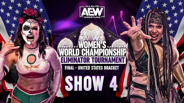 AEW Women's Tournament US Bracket Final