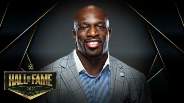 Titus O'Neil WWE Hall of Fame