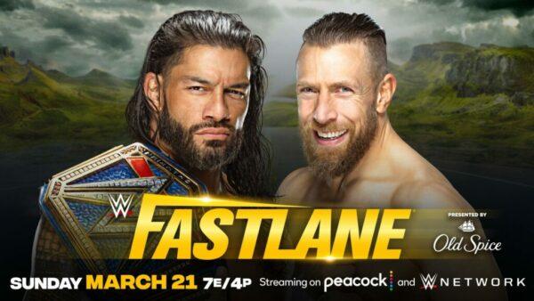 Roman Reigns vs Daniel Bryan WWE Fastlane Results