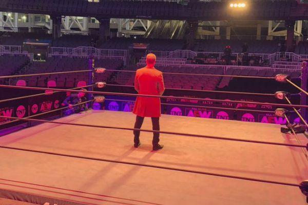 AEW Empty Arena Promo