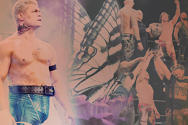 Cody Rhodes and the Butterfly Effect