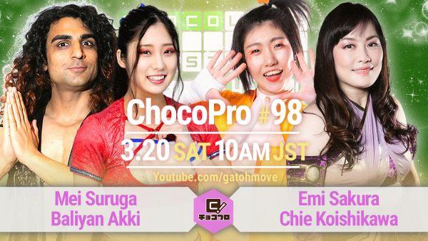 ChocoPro 98