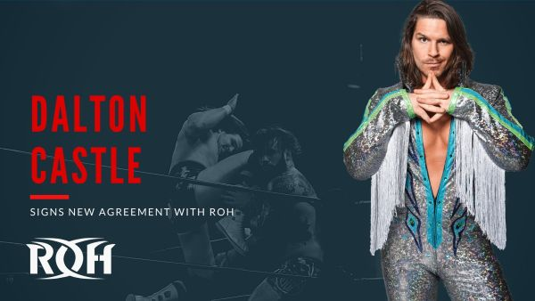 Dalton Castle Re-Signs Ring of Honor