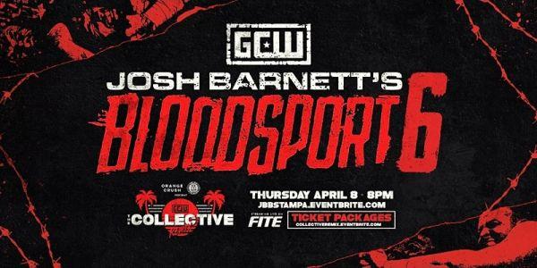 GCW Josh Barnetts Bloodsport 6