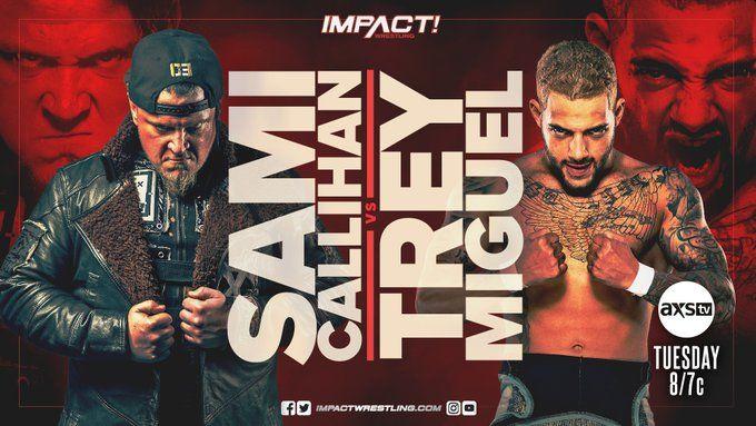 IMPACT Wrestling 3/16/21