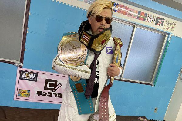 Minoru Fujita Super Asia Championship Gatoh Move ChocoPro