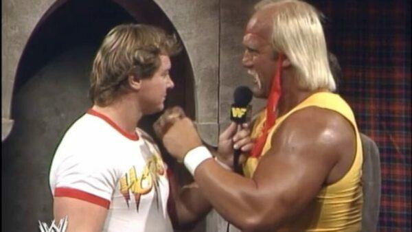 Roddy Piper and Hulk Hogan