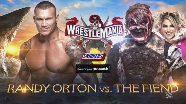 Randy Orton Bray Wyatt WrestleMania 37